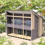 軽井沢の高級別荘地 グランフォーレ南原新築建売物件 S-004 仲介