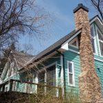 【商談中】塩沢湖徒歩圏 全館集中暖房設備 中古アメリカンハウス R-051 仲介