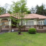 南軽井沢 72ゴルフ場至近高級別荘地アメリカンハウス平屋中古物件 R-160 専任媒介